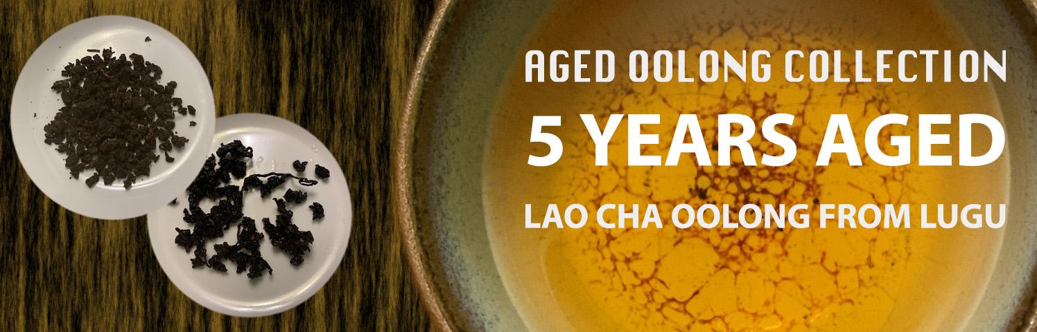 5 Years Aged Oolong Lao Cha