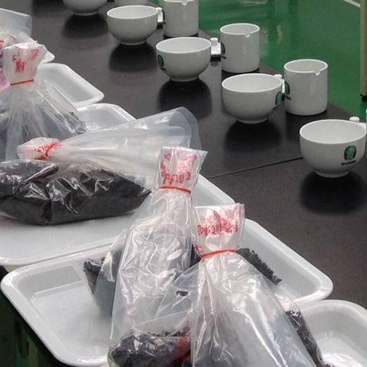 Чайные соревнования на Тайване