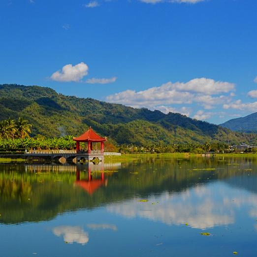 Taiwan tea regions