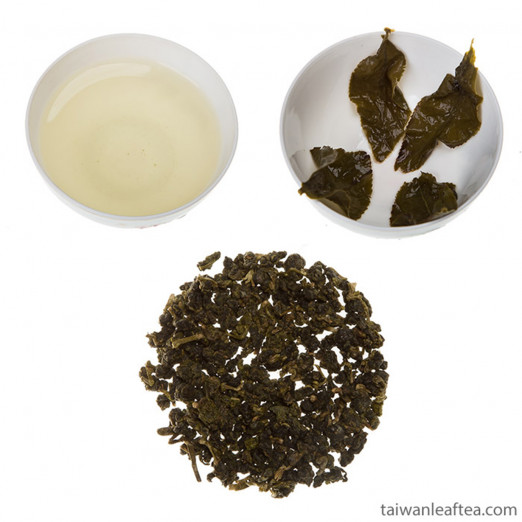 2013 Winter Jin Xuan Milk Oolong (金萱)