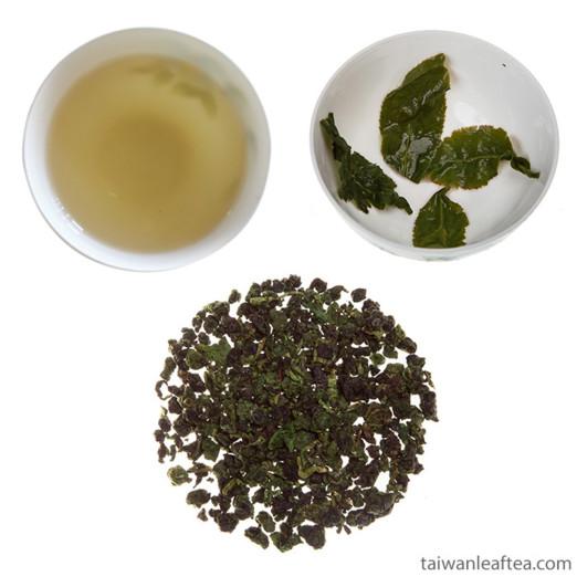 Spring Dong Ding Oolong Tea (鹿谷凍頂烏龍)