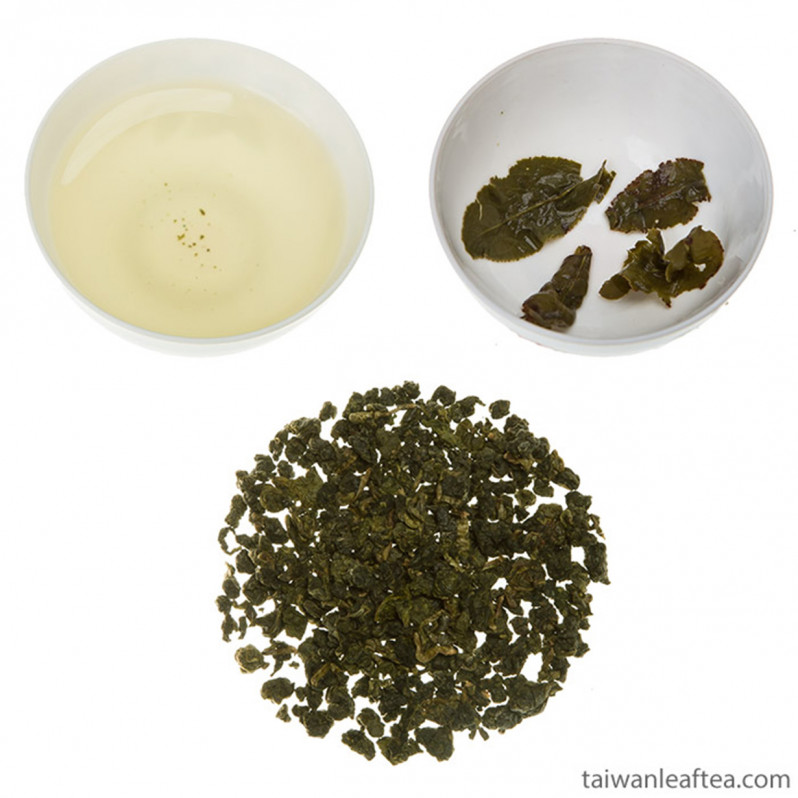 Весенний улун из Хо Пина (2016 Spring Oolong from Heping) Main Image