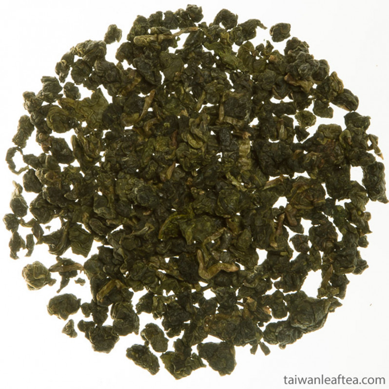 Весенний улун из Хо Пина (2016 Spring Oolong from Heping) Image 3