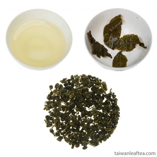 Spring Oolong from Nantou (年春烏龍茶南投縣)