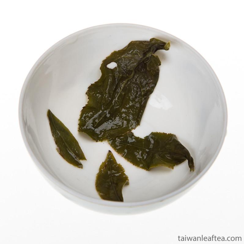 Spring Jhushan (Zhu Shan) Oolong Tea (竹山烏龍) Image 2