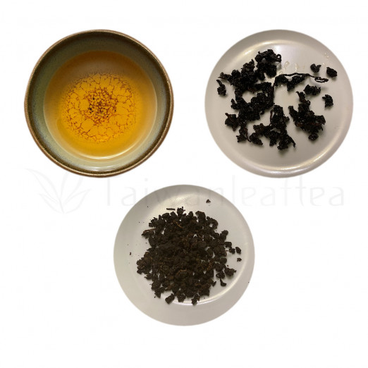 5 Years Aged Oolong Lao Cha (老茶)