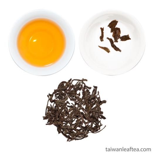 Редкий чёрный чай из Да Ю Лин (Rare Organic Black Tea from Dayuling)