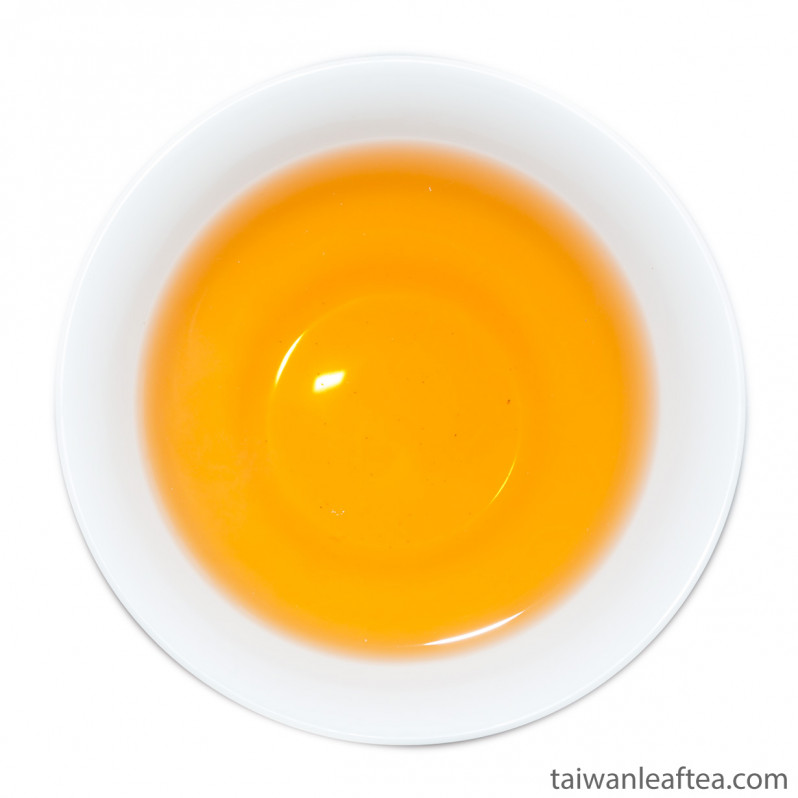 Редкий чёрный чай из Да Ю Лин (Rare Organic Black Tea from Dayuling) Image 1