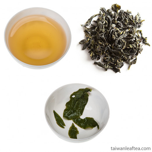 Bao Zhong Oolong Tea / Pouchong (包種茶) from Pinglin District