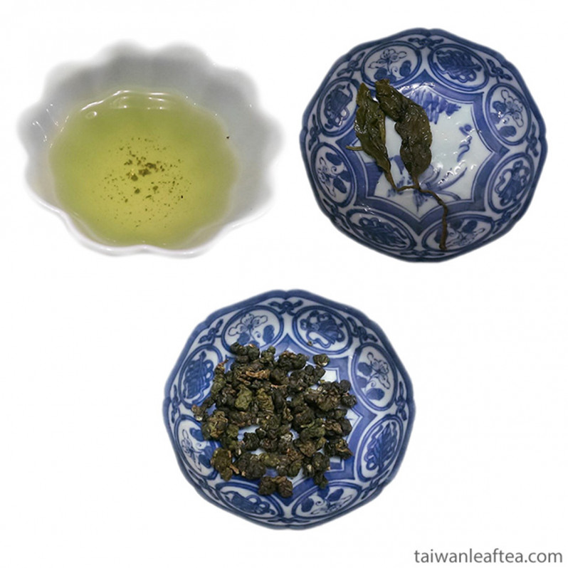 Jin Xuan Milk Oolong from Cingjing Farm (金萱清境農場) Main Image