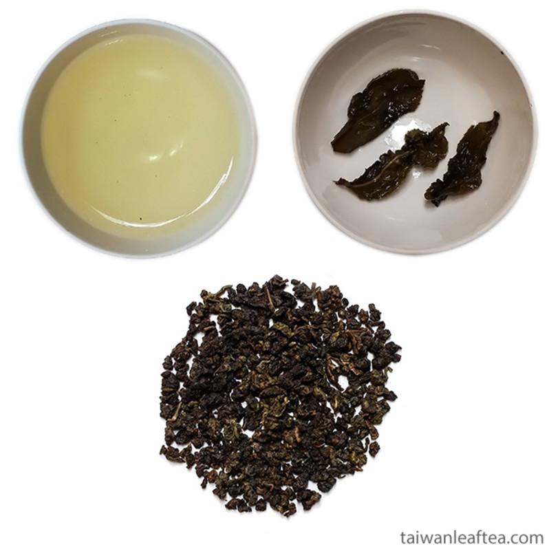 Dong Ding Oolong Tea (凍頂)