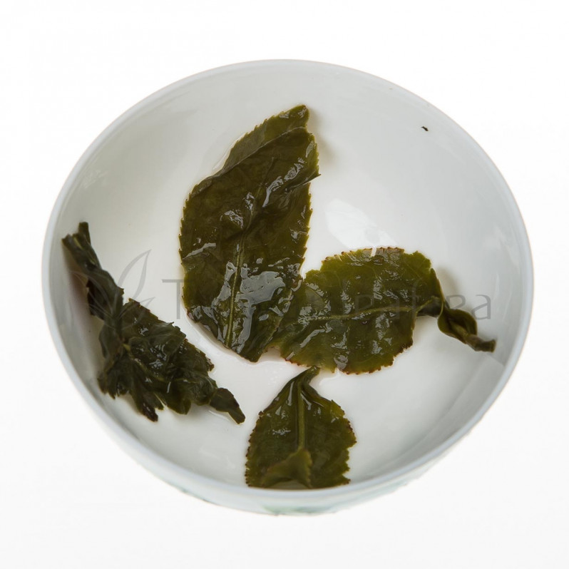 Ароматный высокогорный улун из Да Ю Лин (Full Aroma Organic Alpine Oolong from Dayuling) Image 2
