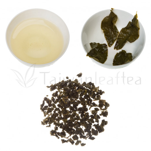 Very Rare Selected Fu Shou Shan Farm Organic Oolong / Fushou Everspring Tea (福壽山珍藏烏龍茶)