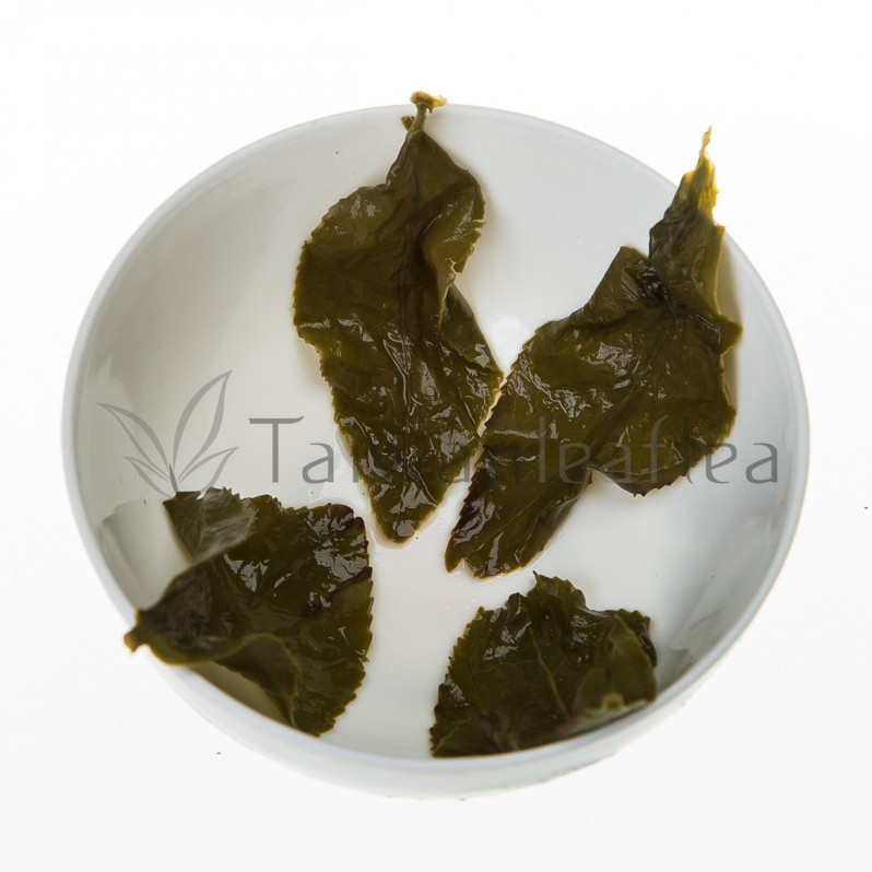 Very Rare Selected Fu Shou Shan Farm Organic Oolong / Fushou Everspring Tea (福壽山珍藏烏龍茶) Image 3