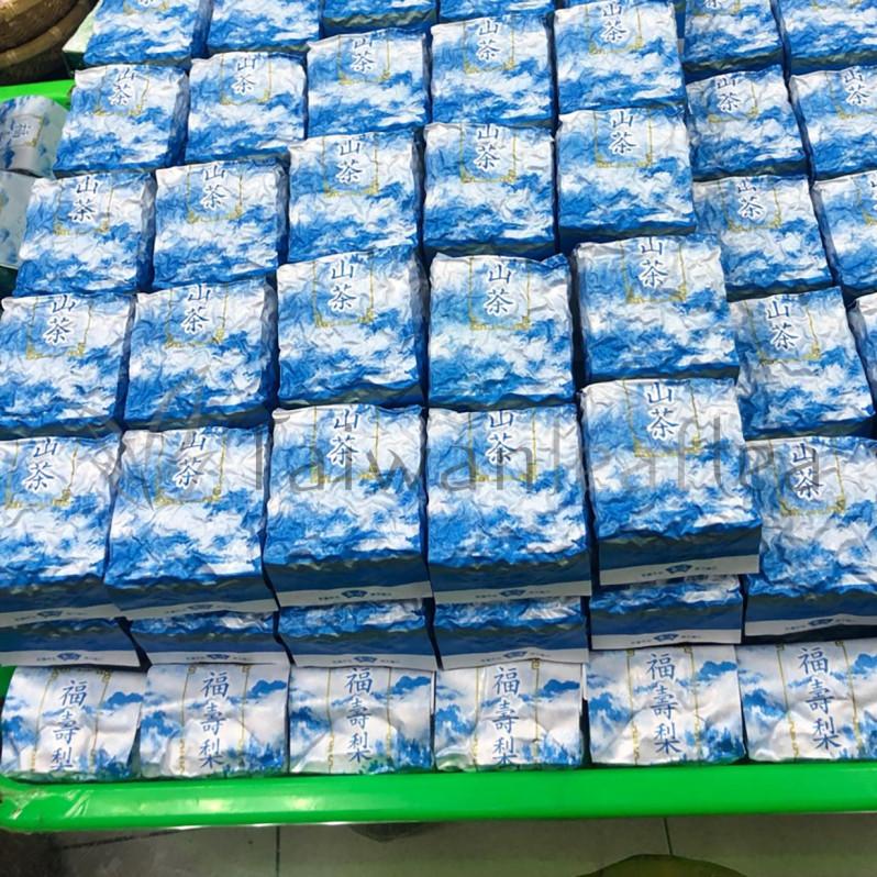 Редкий органический улун с фермы Фу Шоу Шань (Fushou Everspring Tea) Image 1