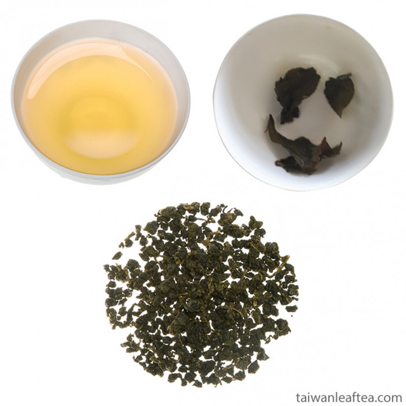 Mei Shan Full Aroma Oolong (梅山濃香高山茶) Main Image