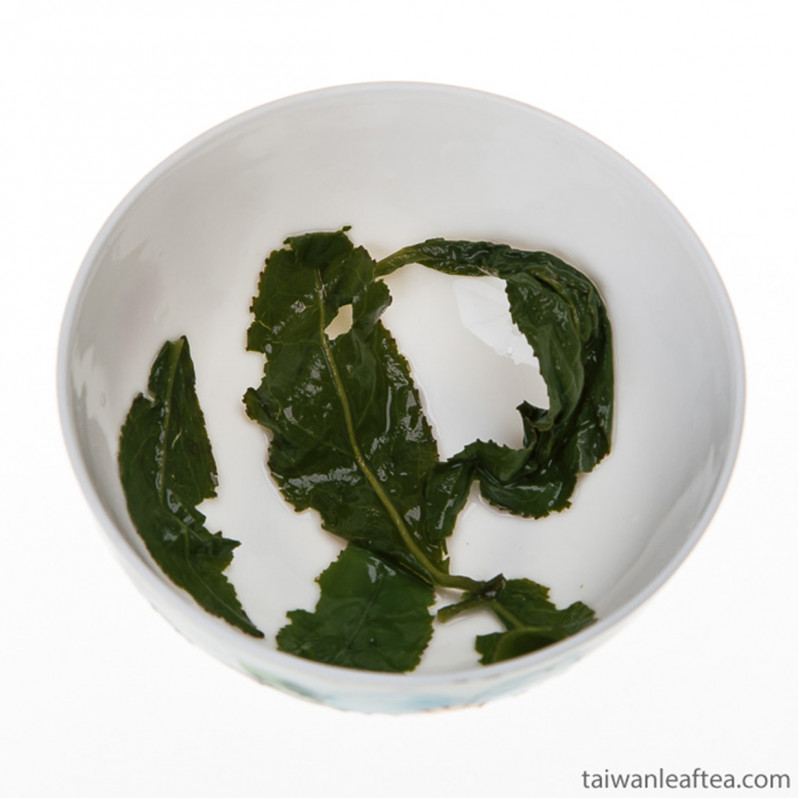 GABA/ГАБА улун (Cui Yu / Tea #13) из провинции Цзяи Image 2