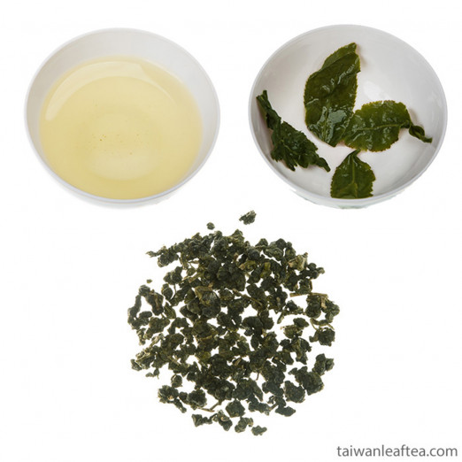 GABA Oolong / Cui Yu / Tea #13 from Kuoshing / Guoxing (翠玉)