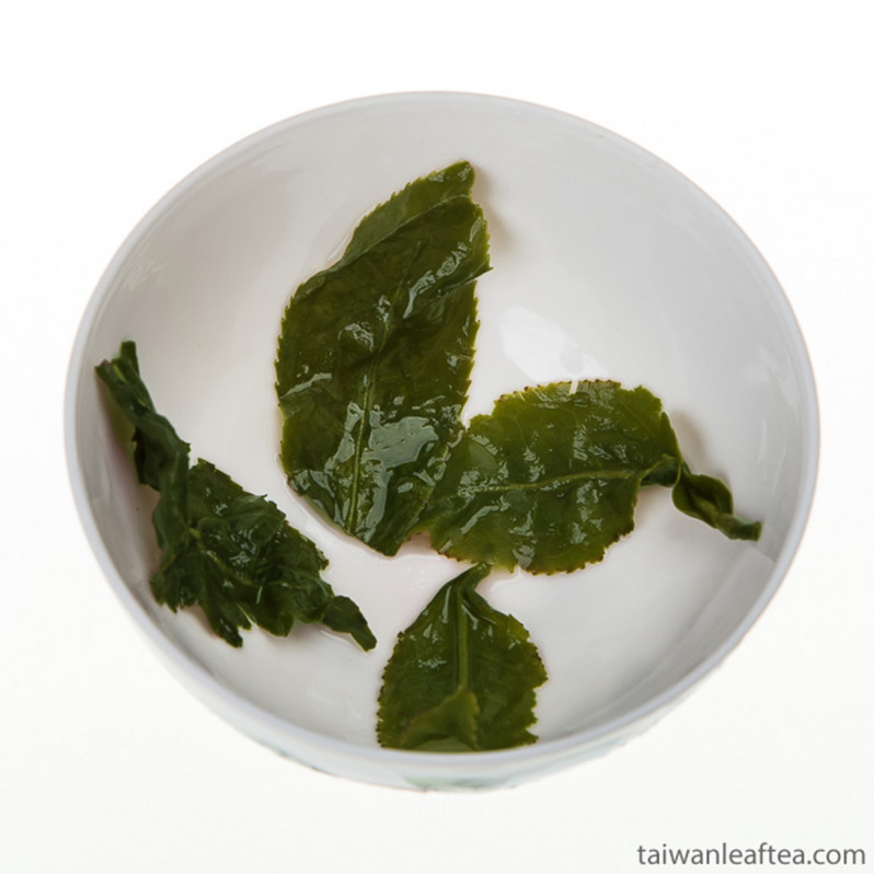 GABA Oolong / Cui Yu / Tea #13 from Kuoshing / Guoxing (翠玉) Image 2