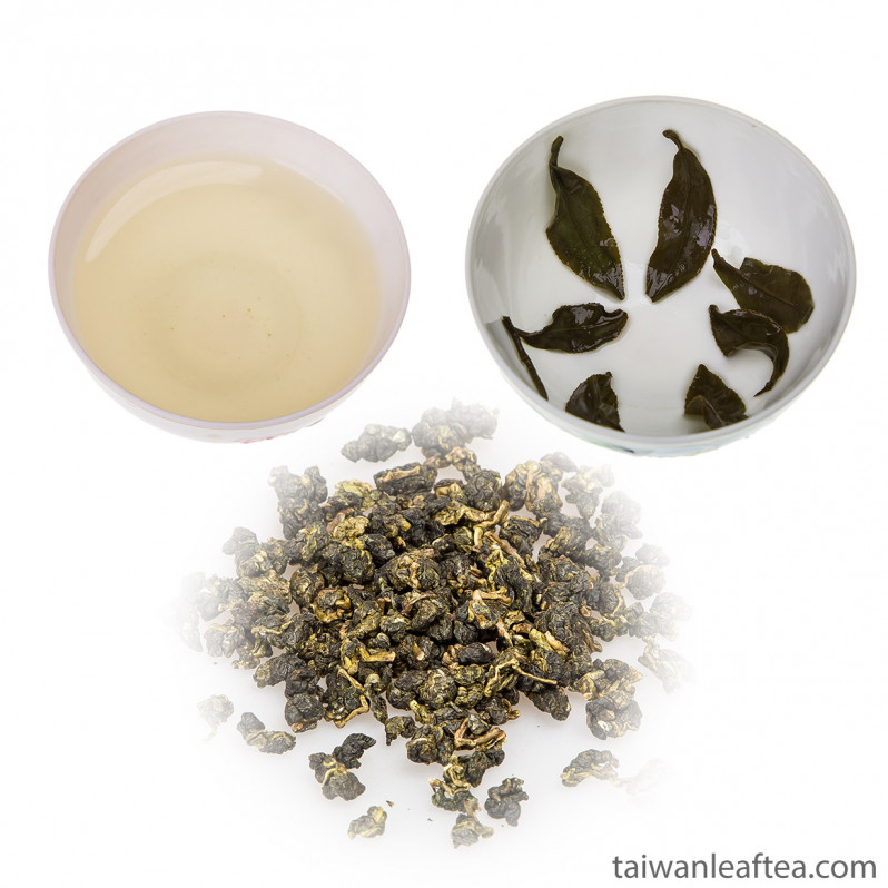 Hehuan Mountain Oolong (合歡山烏龍)