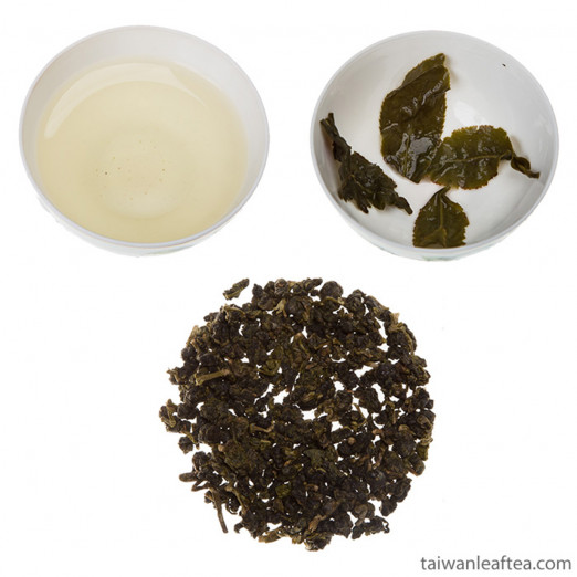 High Mountain Mei Shan Oolong Tea (高山地梅山烏龍茶)