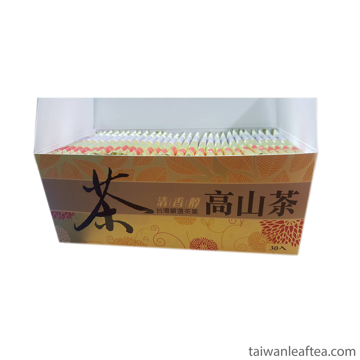 buy li shan high mountain organic oolong in tea bags