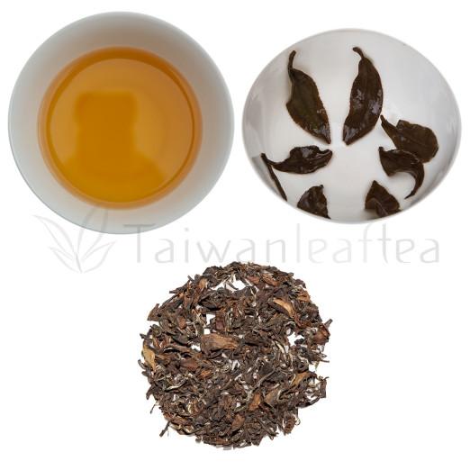 Улун Восточная красавица с горы Ли Шань (Li Shan Oriental Beauty Oolong Tea / Dongfang Meiren)