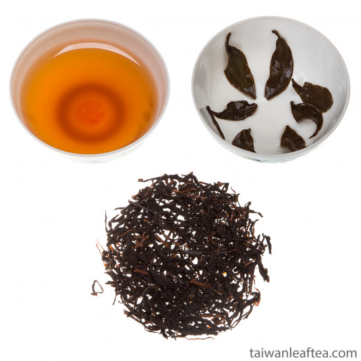 Longquan Black Tea (龍泉)