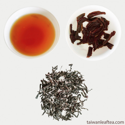 Li Shan Black Tea (梨山紅茶)