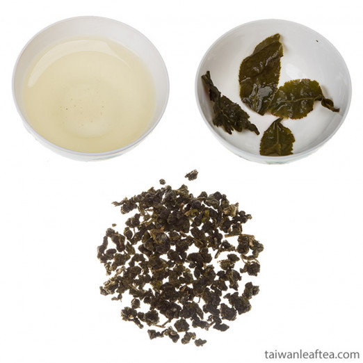 Улун из Лугу (Lugu Oolong Tea)