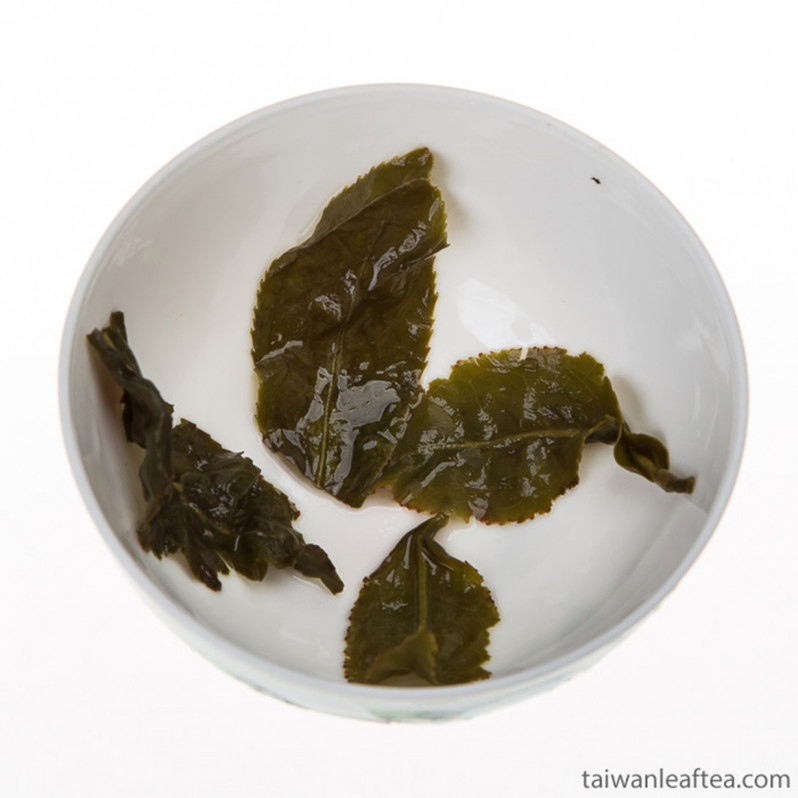 Улун из Лугу (Lugu Oolong Tea) Image 2