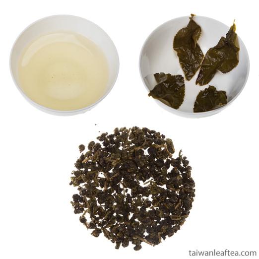 Молочный улун Цзинь Сюань из уезда Мей Шань (Mei Shan Jin Xuan Milk Oolong)