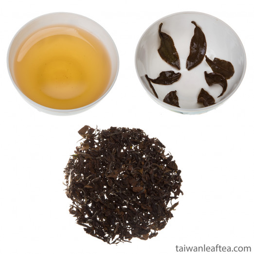 Premium Oriental Beauty Oolong Tea / Dongfang Meiren (東方美人茶)