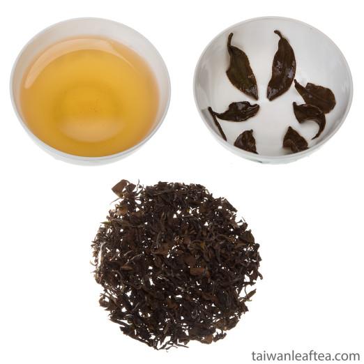 Премиальный улун Восточная красавица (Premium Oriental Beauty Oolong Tea / Dongfang Meiren)