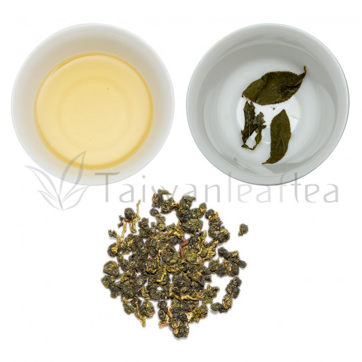 Qilai Mountain Unbaked Oolong (奇萊山高冷茶)