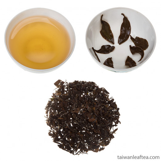 Восточная красавица (Oriental Beauty Oolong Tea / Dongfang Meiren)