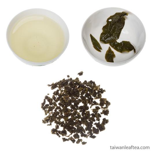 Премиальный молочный улун Цзинь Сюань с горы Али Шань (Alishan Jin Xuan Milk Oolong)