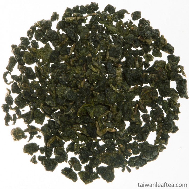 Высокогорный улун из Да Ю Лин (Rare Dayuling Oolong tea from alpine plantation) Image 1