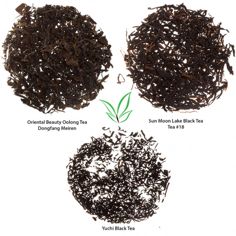 Selection of Black Tea (3 teas) Main Image