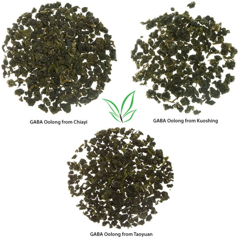 Selection of GABA Teas (3 teas) Main Image