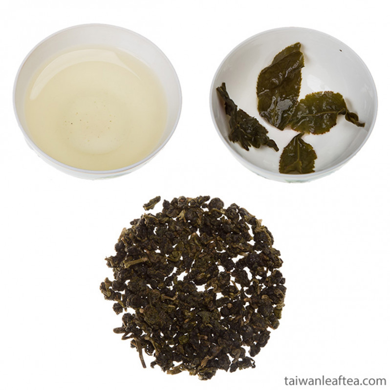 Four Season Spring Oolong / Si Ji Chun Tea Taoyuan (四季春)