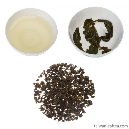 Four Season Spring Oolong / Si Ji Chun Tea Yunlin (四季春)
