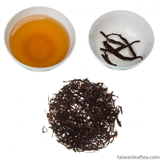 Sun Moon Lake Black Tea  / Tea #18 (日月潭紅茶)