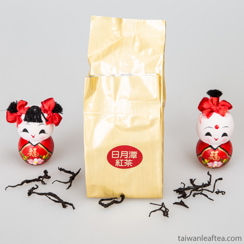 Sun Moon Lake Black Tea  / Tea #18 (日月潭紅茶) Image 5