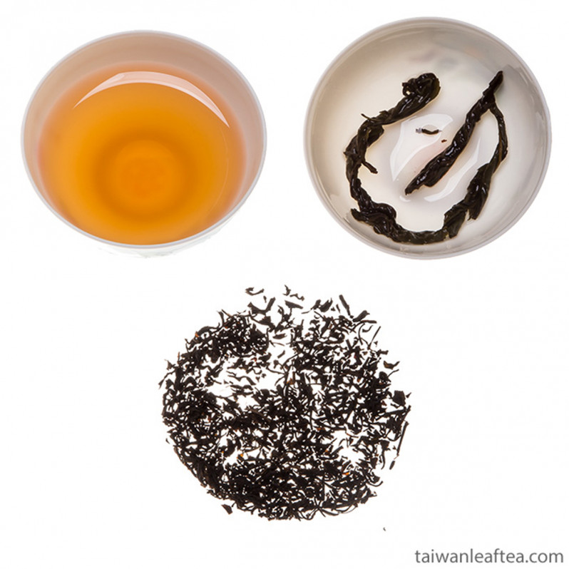 Yuchi Black Tea (魚池鄉紅茶)