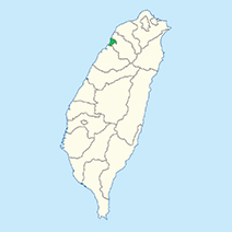 Beipu Township of Hsinchu County